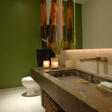 Bathroom by MEXICAN DESIGN ARCHITECTURE