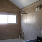 Bouhasin Master Bath Transitional Bathroom St Louis