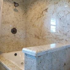 Traditional Bathroom by Designs By Delano, Inc.