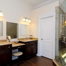 Traditional Bathroom by Dream Big Developments, Inc.