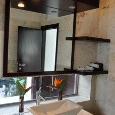 Contemporary Bathroom by DRP International Design, Inc.
