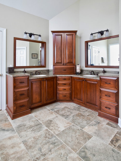 Inspiration For A Timeless Bathroom Remodel In Charleston