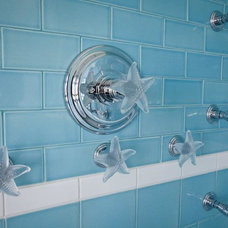 Beach Style Bathroom by Focal Point Hardware