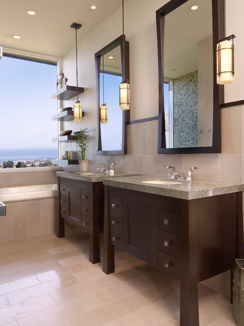 Freestanding Vanity Houzz