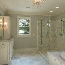 Traditional Bathroom by Gephart Hill Building Co.