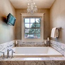 Contemporary Bathroom by Gunlock Homes