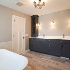 Traditional Bathroom by Homes by Tradition