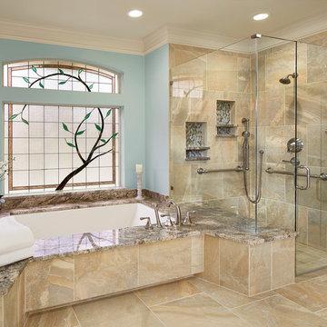 Bathrooms I've done