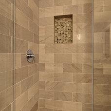 Contemporary Bathroom by ID by Gwen