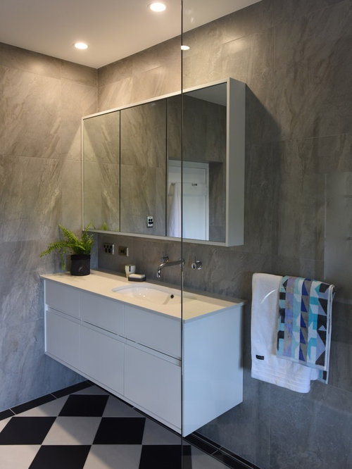 Transitional adelaide bathroom design ideas remodels photos for Bathroom ideas adelaide