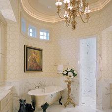 Mediterranean Bathroom by Jas-Am Group
