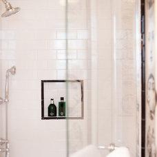 Traditional Bathroom by Kari McIntosh Design