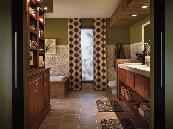 Traditional Bathroom by Kitchens of Los Gatos
