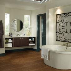 Modern Bathroom by Kitchens of Los Gatos