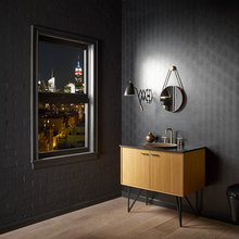 14 Ways to Use Black in the Bathroom