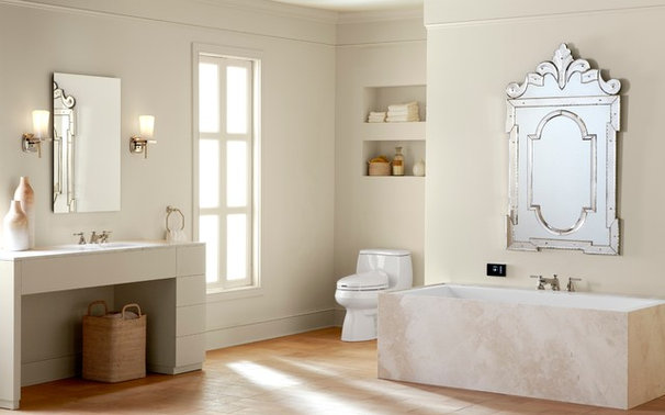 Modern Bathroom by Kohler Signature Store by Supply New England