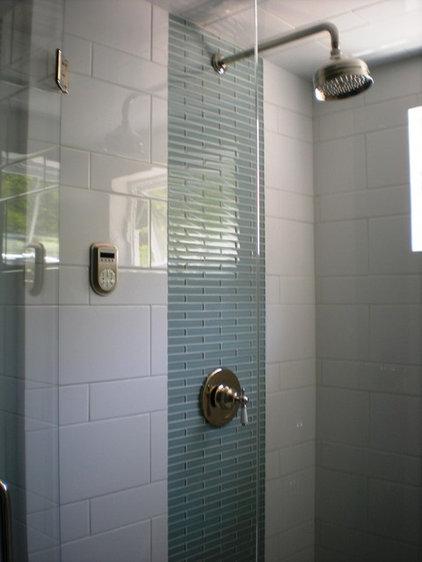 Traditional Bathroom by Lisa Joyce Design