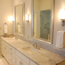 traditional bathroom by Lone Star Building & Construction Services, Inc.