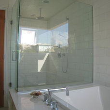 Modern Bathroom by Lori Dennis, ASID, LEED AP