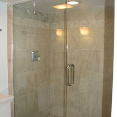 Traditional Bathroom by Michael Bellezza Builders Inc