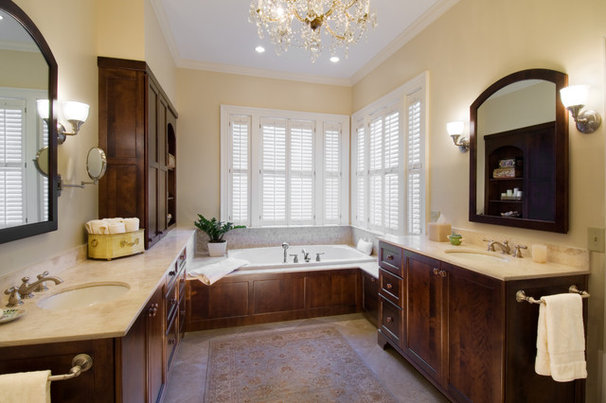 Traditional Bathroom by MOSAIC Group [Architects and Remodelers]
