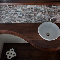Contemporary Bathroom by MOSAIC Group [Architects and Remodelers]