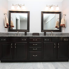 Contemporary Bathroom by MRC Construction Co., Inc.