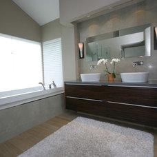 Modern Bathroom by Newform Kitchen & More