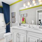 Design b der modern badezimmer hamburg von baqua for Badezimmer im englischen design