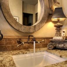 Traditional Bathroom by Northern Construction / Unique design