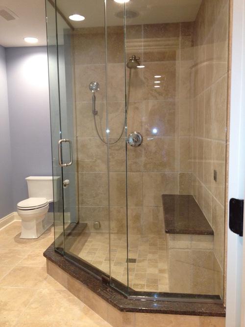 Neo Angle Shower Houzz