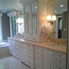 Traditional Bathroom by Premier Kitchens
