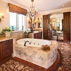 Traditional Bathroom by R Johnston Interiors