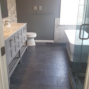 Soapstone Bathroom Designs Houzz on polished soapstone, dorado soapstone, mariana soapstone,