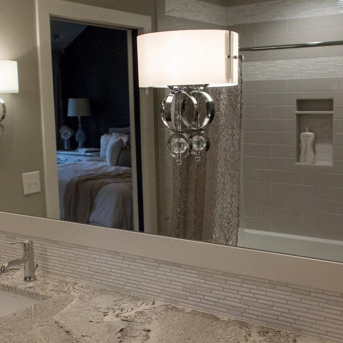 Sara's Modern Home-bathroom