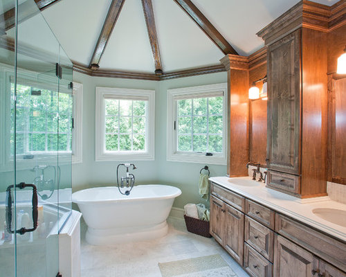 Odd Shape Bathroom Ideas Pictures Remodel And Decor