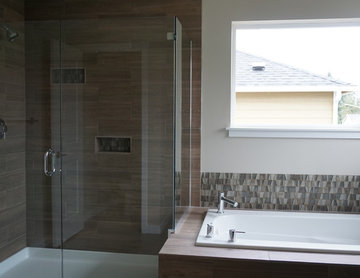 Bathrooms - SEA PAC Homes, Premiere Home Builder, Snohomish County, Washington