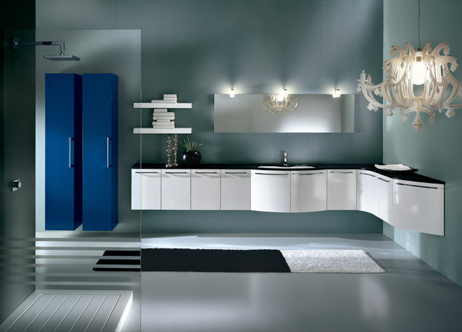 Bathroom by SEE MATERIALS INC.
