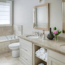 Traditional Bathroom by Shouldice Media
