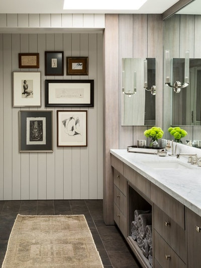 Contemporary Bathroom by Sotheby's Home