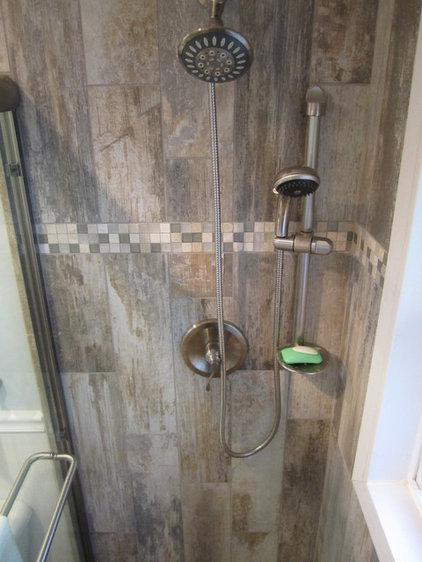 Beach Style Bathroom by Southern Maryland Kitchen, Bath, Floors, & Design