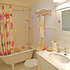 Traditional Bathroom by Ampersand Construction LLC