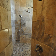 Traditional Bathroom by Supreme Surface, Inc.