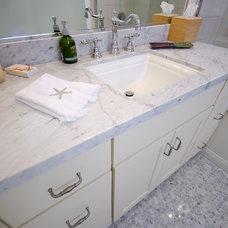 Contemporary Bathroom by Stonebrook Design Build
