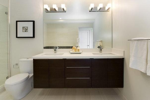 Contemporary Bathroom by Studio Marler