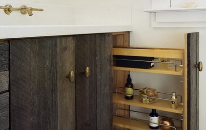 Kitchen Storage Solutions Hide and Keep