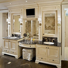 Traditional Bathroom by Superior Woodcraft, Inc.
