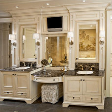 Traditional Bathroom by Superior Woodcraft, Inc.