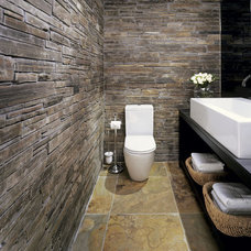 Contemporary Bathroom by Tania Summit Interior Design