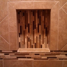 Traditional Bathroom by Eddie Walker General Contractor